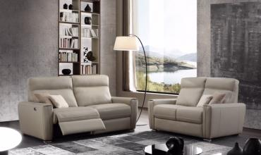 Canapé de relaxation contemporain, au confort incroyablement moelleux - 357E