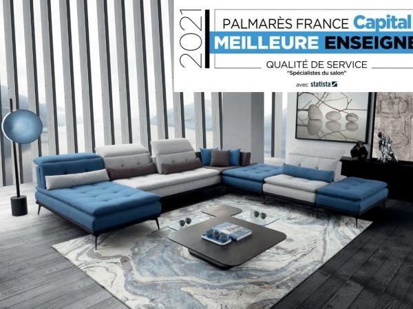 Chateau d'Ax Marseille, des salons design à prix doux