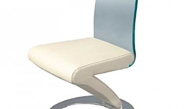 Chaise design plexiglas et simili EDA CONCEPT