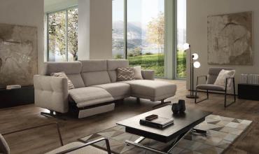 Canapé en cuir, le design avant tout - Modèle 257E