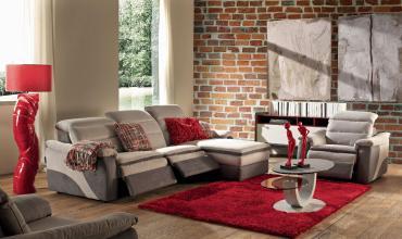 Canapé relax au confort exceptionnel - Modèle 344E