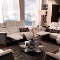 Canapé relax Home-Cinéma Panoramique confort ergonomique total - 612 E