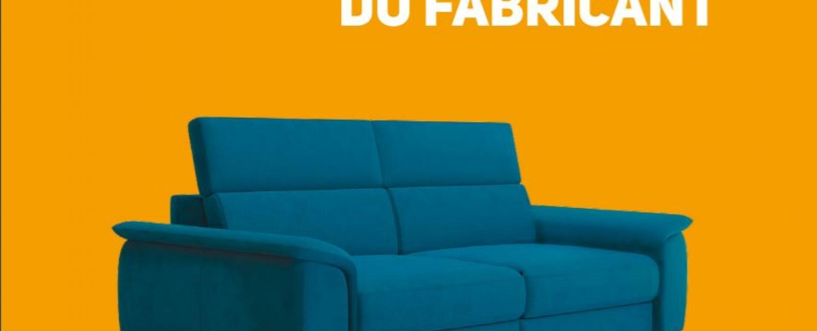 LE MOIS DES CANAPES A 1000€ DU 16/08/2019 AU 01/10/2019