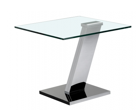 Bout de canap design en verre mod le close chateau d 39 ax - Table bout de canape en verre design ...