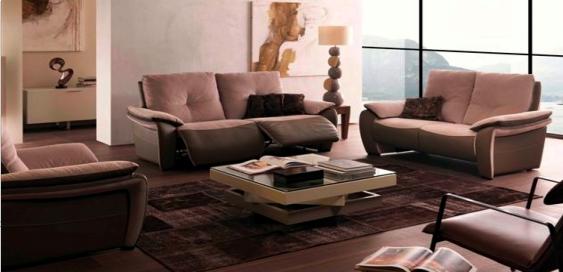 canap relax cuir tissu contemporain mod le 604 e marseille 13. Black Bedroom Furniture Sets. Home Design Ideas