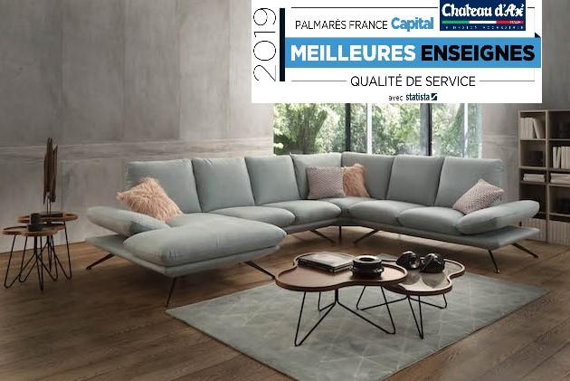 Chateau d 39 ax marseille vente canap en cuir fauteuils for Salon cuir chateau d ax