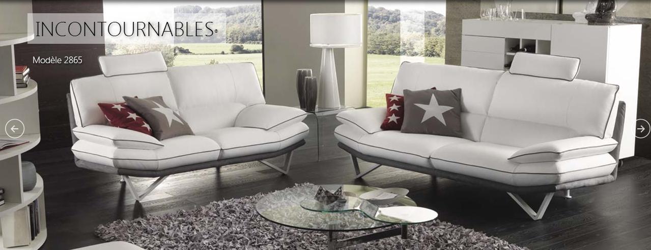 vous serez s duit par ce superbe canap cuir avec pieds en m tal. Black Bedroom Furniture Sets. Home Design Ideas