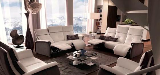 canap relax home cin ma panoramique confort ergonomique total 612 e. Black Bedroom Furniture Sets. Home Design Ideas