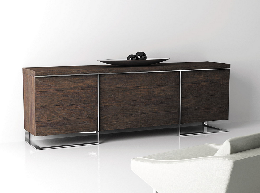 Mobilier design buffet meubles tv console chateau d - Console meuble design ...