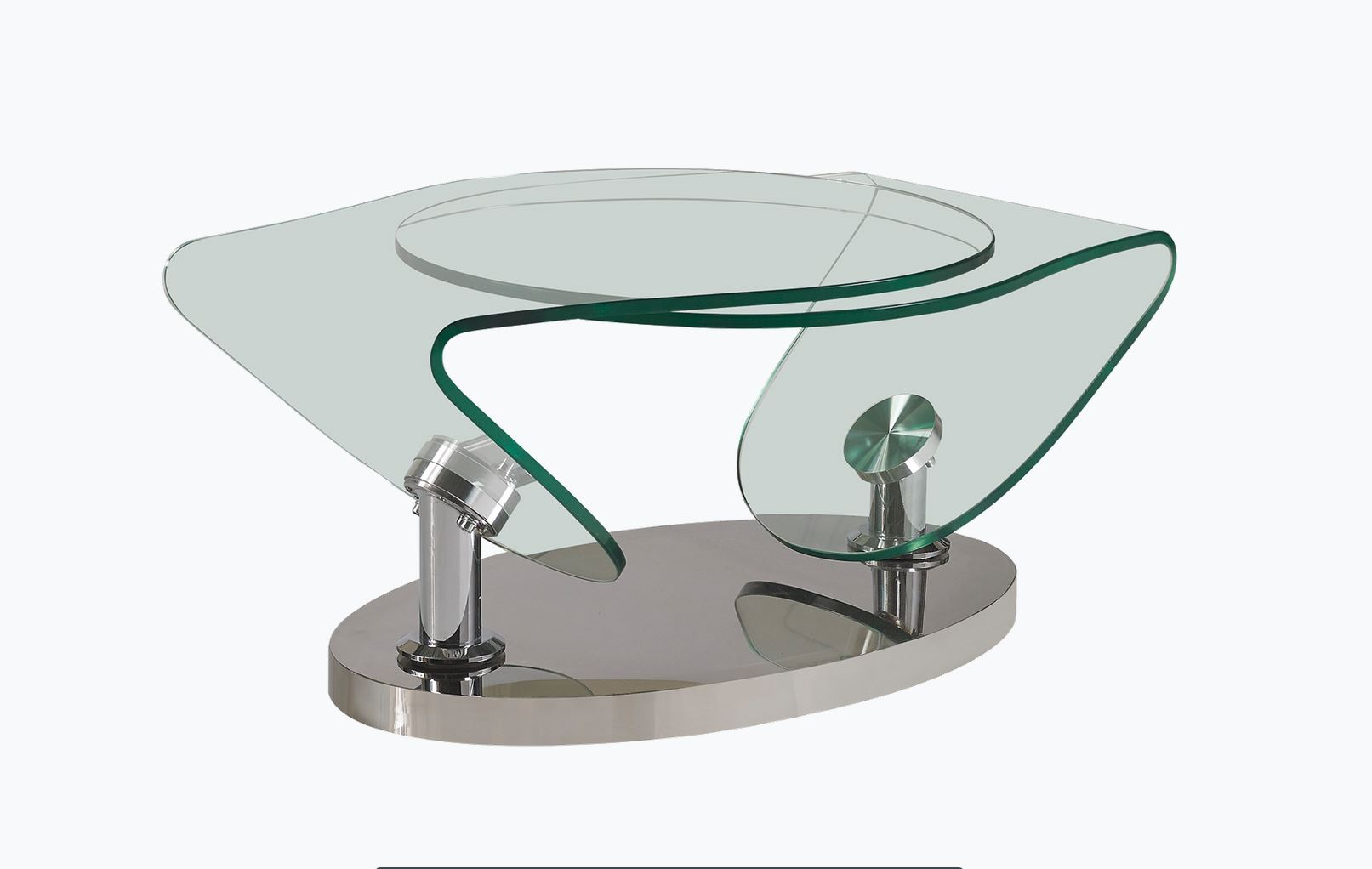 Table basse verre design original mod le synchro chateau d 39 ax marseille - Modele table basse ...