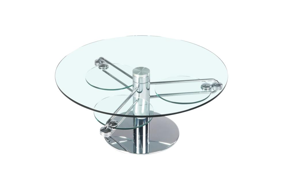 Table basse modulable ENIGME - Conforama