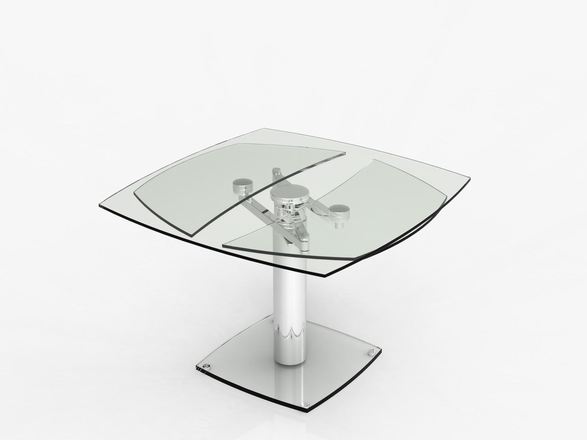 Accueil salle manger tables tables en verre table de repas - Table ronde en verre pas cher ...